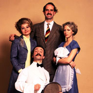 See our Fawlty Towers and TV Comedy autographs !