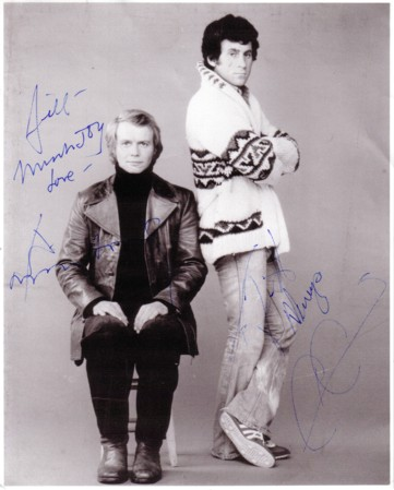 See our Starsky and Hutch / TV Cops memorabilia !