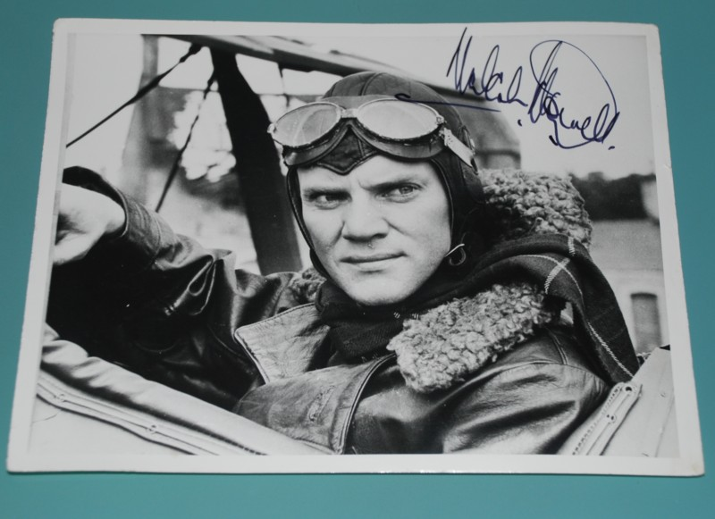 ACES HIGH Malcolm McDowell  Size:800x581