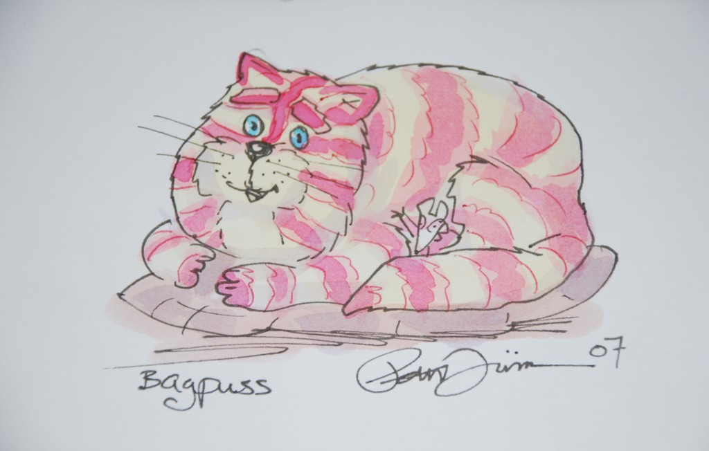 Bagpuss Cute Cartoons